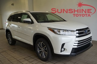 2019 Toyota Highlander Hybrid XLE V6 SUV Battle Creek