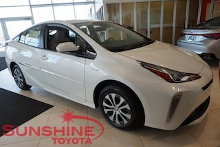 New 2019 Toyota Prius XLE Hatchback Battle Creek
