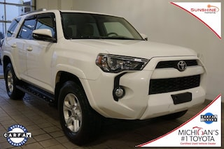 2014 Toyota 4Runner 4WD SR5 SUV in Battle Creek
