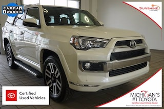 2019 Toyota 4Runner Limited SUV in Battle Creek