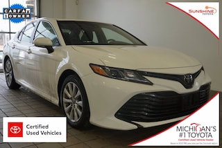 2018 Toyota Camry LE Sedan in Battle Creek