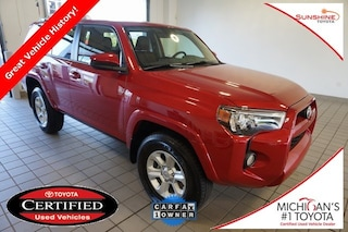 2016 Toyota 4Runner SR5 SUV in Battle Creek