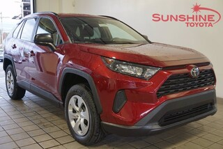 2021 Toyota RAV4 LE SUV Battle Creek