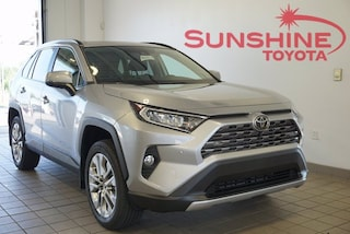 2020 Toyota RAV4 Limited SUV Battle Creek