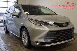 2021 Toyota Sienna Limited 7 Passenger Van Passenger Van Battle Creek