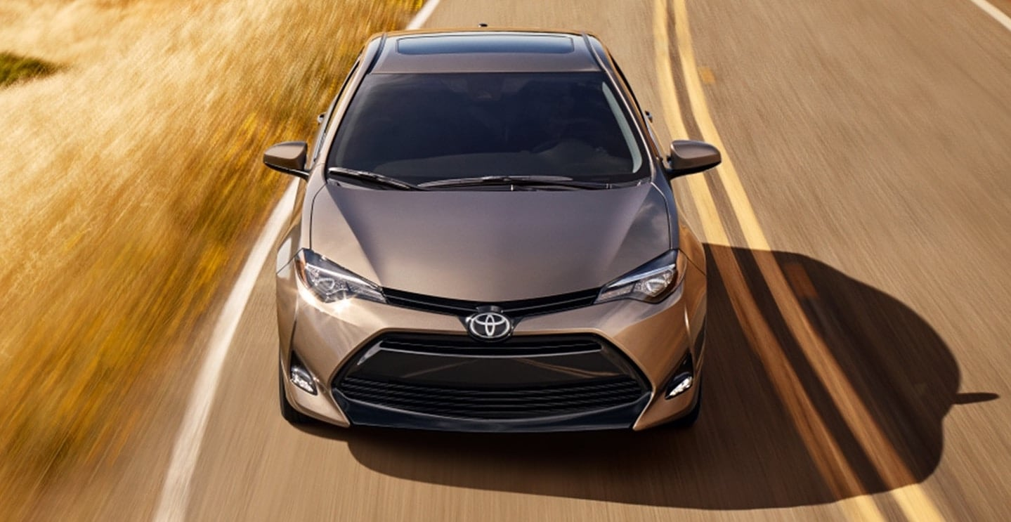 Toyota Corolla Owners Manual: Selecting a file