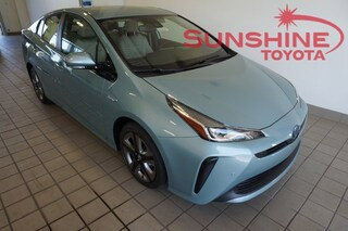 New 2019 Toyota Prius XLE Hatchback Battle Creek