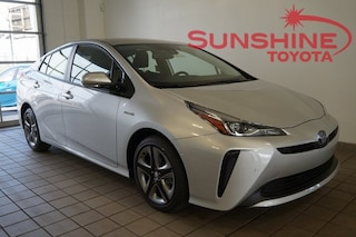 New 2019 Toyota Prius Limited Hatchback Battle Creek
