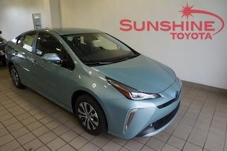 New 2020 Toyota Prius LE Hatchback Battle Creek