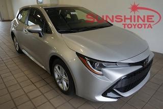 New 2019 Toyota Corolla Hatchback SE Hatchback Battle Creek