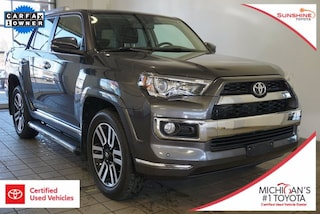 2017 Toyota 4Runner Limited SUV in Battle Creek
