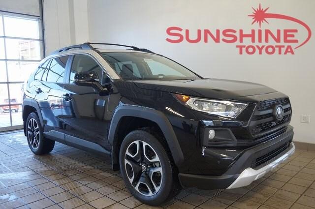 New 2019 Toyota RAV4 For Sale in Battle Creek | Near Kalamazoo