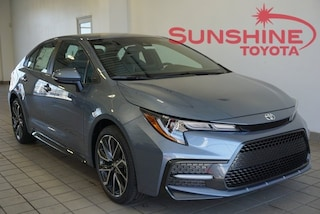 2020 Toyota Corolla SE Sedan Battle Creek