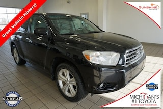 2010 Toyota Highlander Limited V6 SUV in Battle Creek