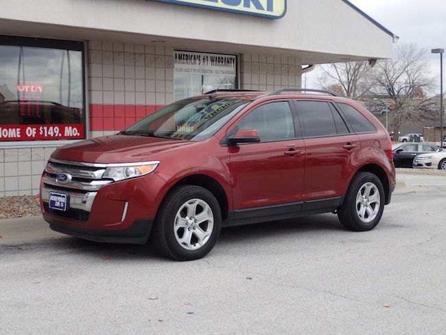 2014 Ford Edge SEL AWD SEL  Crossover