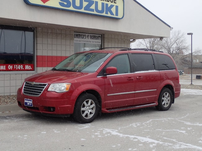 2010 Chrysler Town & Country Touring Touring  Mini-Van