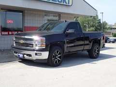 2015 Chevrolet Silverado LT Z71 4x4 LT Z71  Regular Cab 6.5 ft. SB