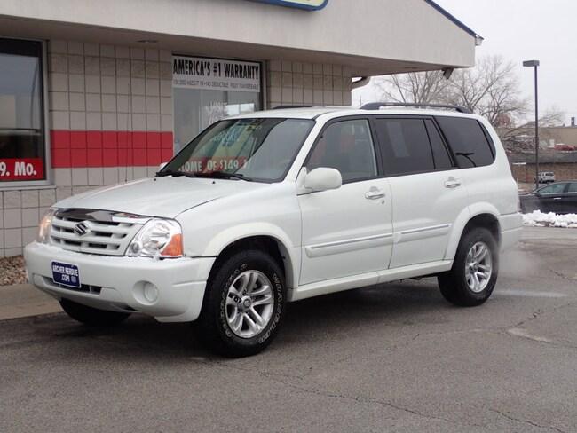 2006 Suzuki XL-7 SUV 4WD 7 Passenger