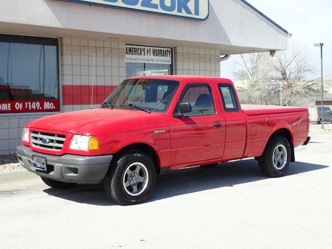 2003 Ford Ranger XL SuperCab XL RWD SB