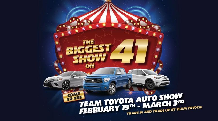 2018 Auto Show Savings