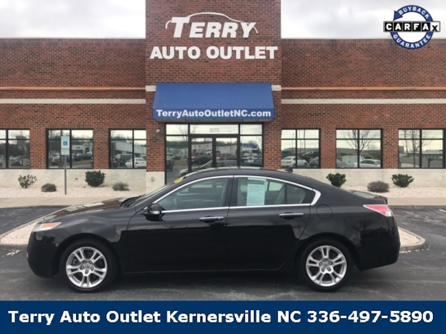 2010 Acura TL 3.5 Sedan for sale at Terry Auto Group