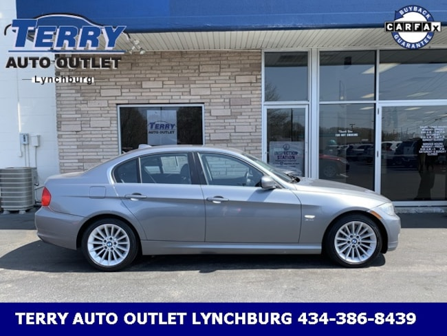 2011 BMW 3 Series 335i xDrive Sedan for sale at Terry Auto Group