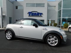Used 2013 MINI Cooper S Base Coupe for sale