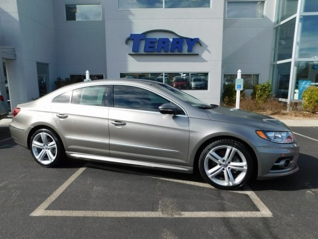 2013 Volkswagen CC 2.0T Sport Sedan for sale at Terry Auto Group