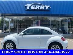Used 2019 Volkswagen Beetle 2.0T S Hatchback for sale