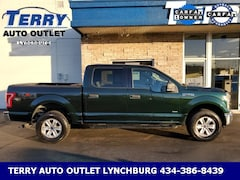 Used 2016 Ford F-150 XLT Truck for sale