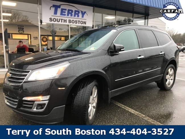 Used 2014 Chevrolet Traverse For Sale At Terry Volkswagen