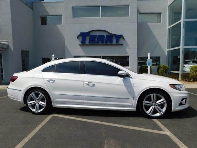 2013 Volkswagen CC 2.0T R-Line Sedan for sale at Terry Auto Group