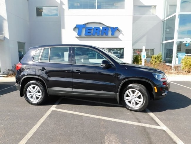 2014 Volkswagen Tiguan S SUV for sale at Terry Auto Group