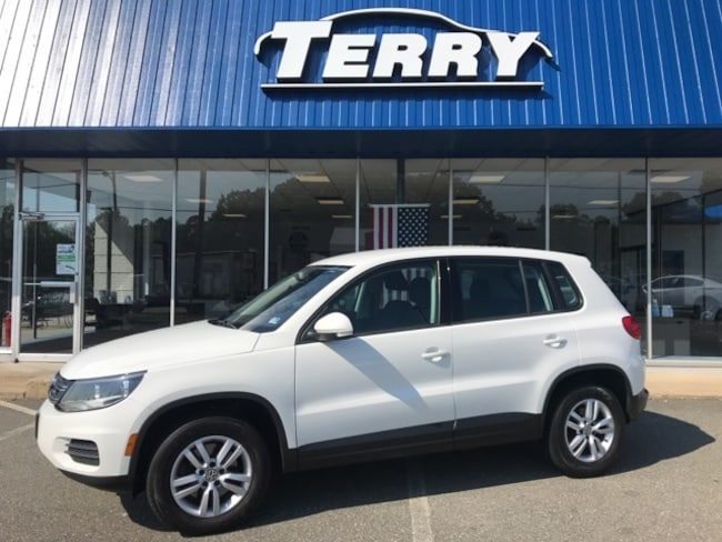 2012 Volkswagen Tiguan S SUV for sale at Terry Auto Group