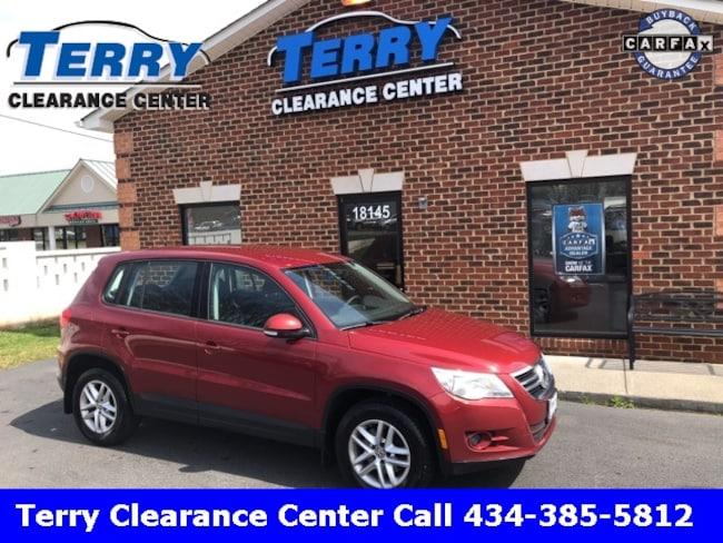 2011 Volkswagen Tiguan SE SUV for sale at Terry Auto Group