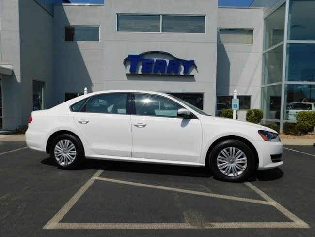2015 Volkswagen Passat 1.8T Wolfsburg Edition Sedan for sale at Terry Auto Group