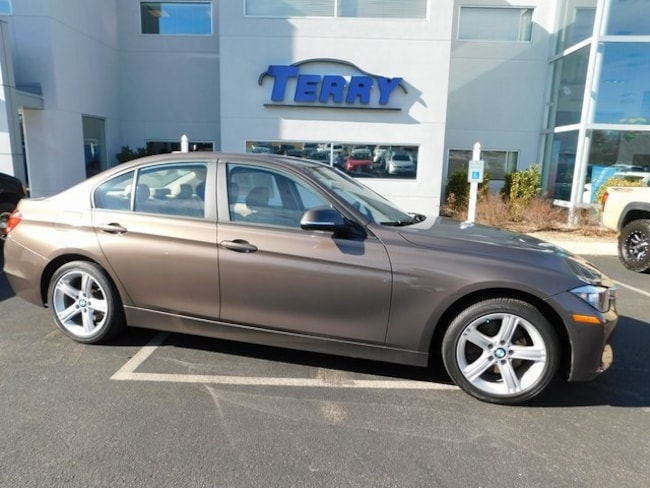 2013 BMW 3 Series 328i Xdrive Sedan for sale at Terry Auto Group