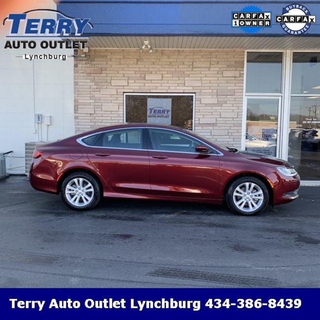 Used 2016 Chrysler 200 For Sale At Terry Volkswagen Subaru
