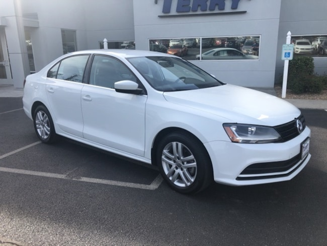 2017 Volkswagen Jetta 1.4T S Sedan for sale at Terry Auto Group