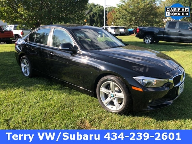 2014 BMW 3 Series 320i Xdrive Sedan for sale at Terry Auto Group
