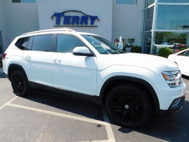 2019 Volkswagen Atlas SEL SUV for sale at Terry Auto Group