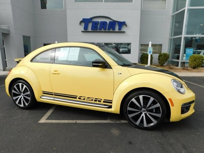 2014 Volkswagen Beetle 2.0T GSR Hatchback for sale at Terry Auto Group