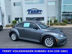 Used 2017 Volkswagen Beetle 1.8T S Hatchback for sale