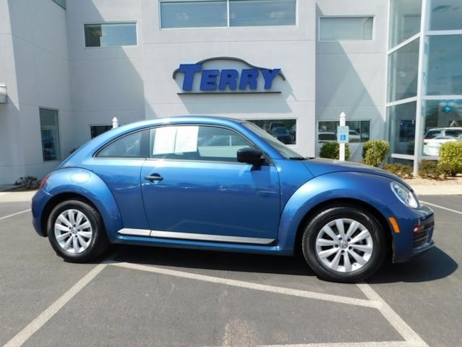 2017 Volkswagen Beetle Hatchback for sale at Terry Auto Group