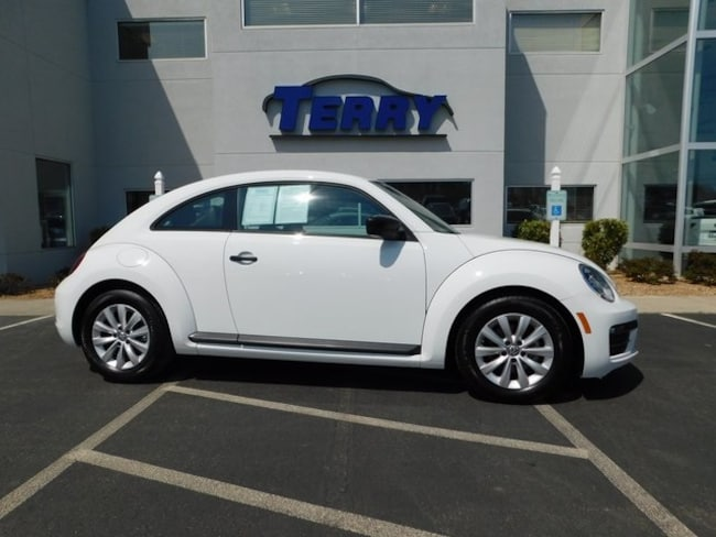 2017 Volkswagen Beetle 1.8T S Hatchback for sale at Terry Auto Group