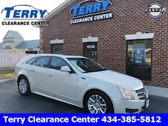Used 2011 Cadillac CTS Luxury Wagon for sale