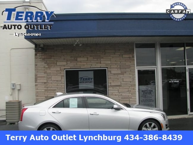 2015 Cadillac ATS 2.5L Sedan for sale at Terry Auto Group