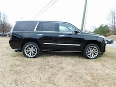 Used 2017 Cadillac Escalade Platinum Edition SUV for sale
