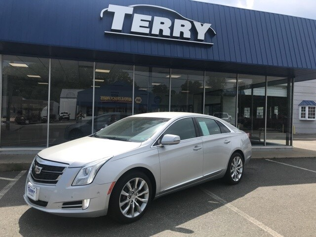 Used 2017 Cadillac XTS For Sale at Terry Volkswagen Subaru | VIN:  2G61M5S31H9143475