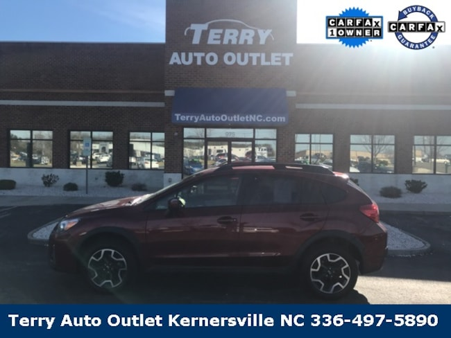 2017 Subaru Crosstrek 2.0i Premium SUV for sale at Terry Auto Group